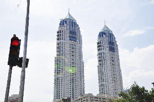 5 Tallest Buildings in India