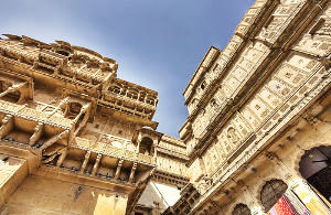 Royal Narrations by Forts and Palaces in Rajasthan