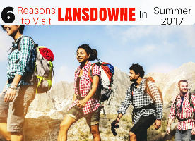 6 Reasons to Put Lansdowne in Your Summer 2019 Bucketlist
