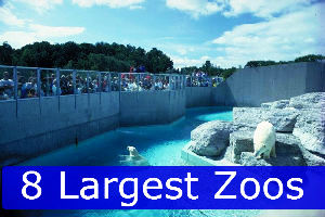 8 Largest Zoos In The World