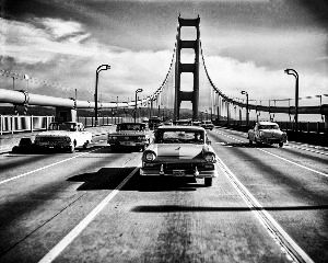 11 Stunning Photos Of San Francisco In The 40's And 50's.