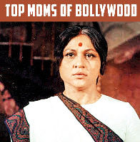 Top Onscreen Moms of Bollywood