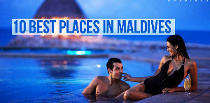 10 Best Places in Maldives for a Perfect Holiday