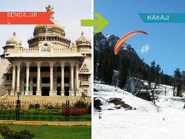 Top Travel Agents for Manali from Bengaluru