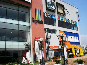 Day Night Celebration at Shopping Malls in India