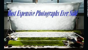 Most Expensive Photographs Ever Sold