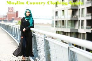 Muslim Country Clothing Guide
