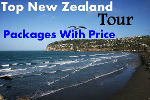 Top New Zealand Tour Packages with Price