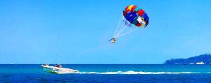 Andhra Pradesh Govt. Launches Water Sports in Bhavani Islands