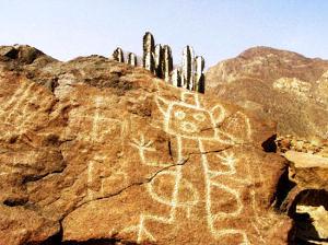 Petroglyphs Of Peru: Fine Art Mantle Rock Landscapes