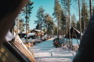 Places to see in Finland