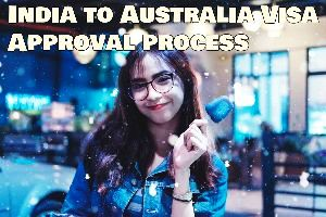 India to Australia Visa Application Process