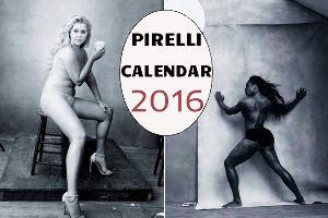 Pirelli Calendar 2016