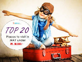 20 Places to Visit in May in under 10K