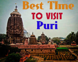 Best Time To Visit Puri