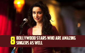 Top Bollywood Stars Who Are Amazing Singers As Well