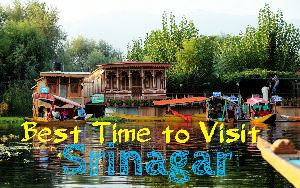 Best time to visit Srinagar