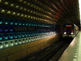 Top 10 Weirdest Metro Stations In the World