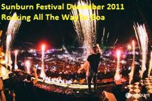 Sunburn Festival December 2016: Rocking all the Way to Goa