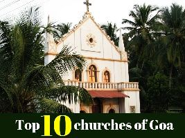 Top 10 churches of Goa
