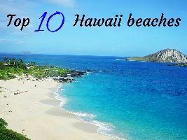 Top 10 Hawaii beaches