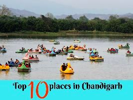 Top 10 places in Chandigarh