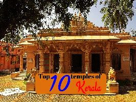 Top 10 temples of Kerala
