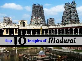 Top 10 temples of Madurai