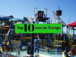 Top 10 zoos in Europe