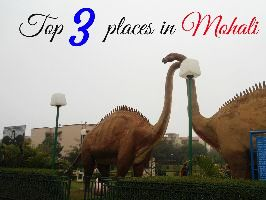 Top 3 places in Mohali