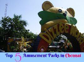 Top 5 Amusement Parks in Chennai