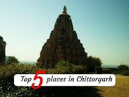 Top 5 places in Chittorgarh
