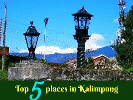 Top 5 places in Kalimpong