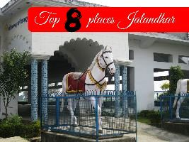 Top 8 places Jalandhar