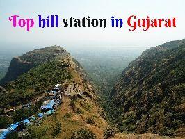 Top hill station in Gujarat