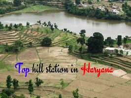Top hill station in Haryana