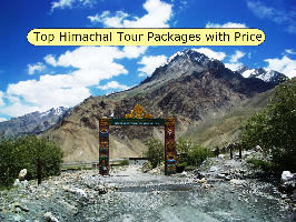 Top Himachal Tour Packages with Price