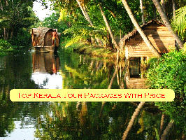 Top Kerala Tour Packages With Price