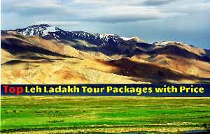 Top Leh Ladakh Tour Packages with Price