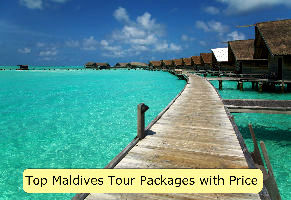 Top Maldives Tour Packages with Price