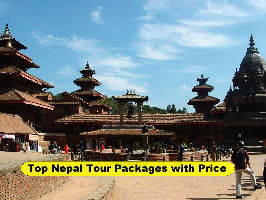 Top Nepal Tour Packages with Price