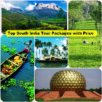 Top South India Tour Packages with Price