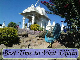 Best time to visit Ujjain