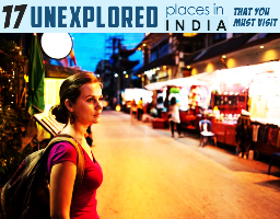 17 Unexplored Places In India That You Must Visit