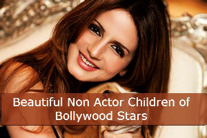 Beautiful Non Actor Children of Bollywood Stars