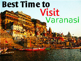 Best time to visit Varanasi