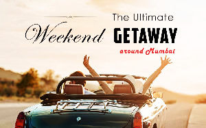 Weekend Getaways Around Mumbai