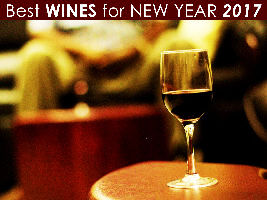 Best Wines To Ring In The New Year 2017