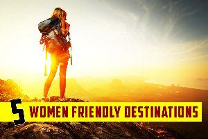 5 Women-Friendly Destinations Across the World