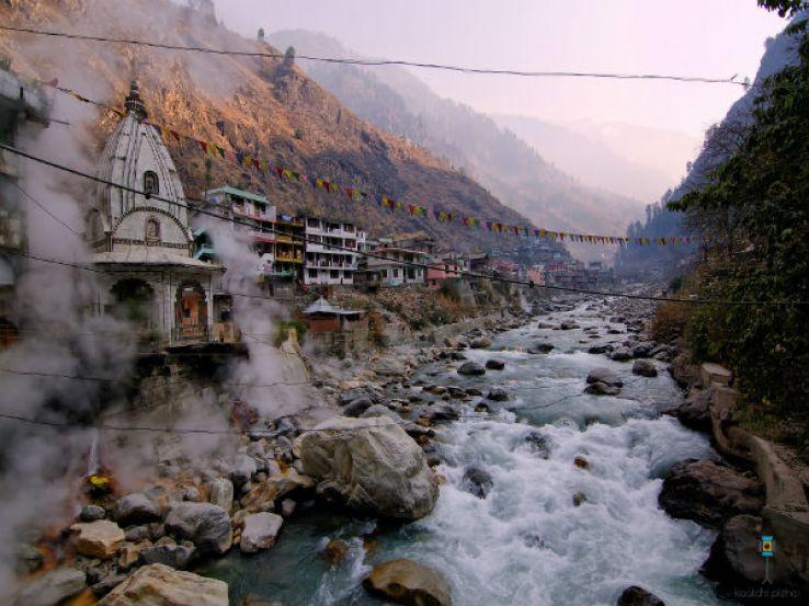 Top Hot Water Springs of India